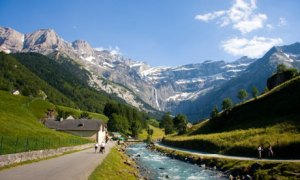 Mountain Huts/ hiking French Pyrenees